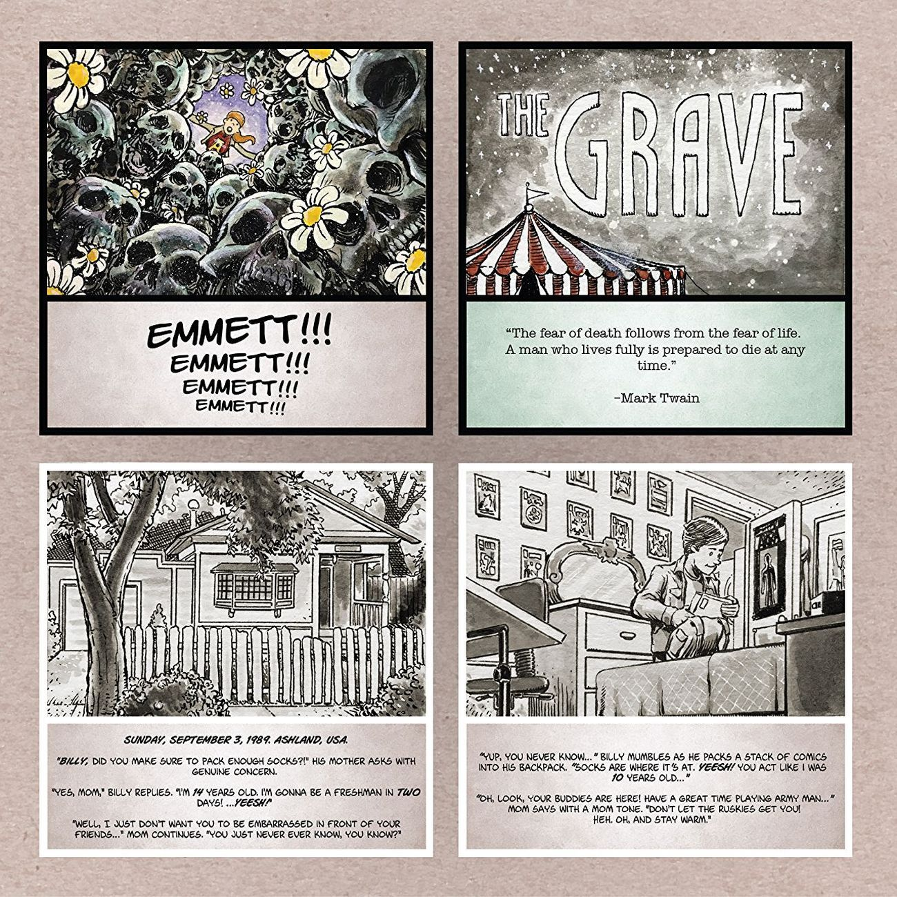The Grave - 3