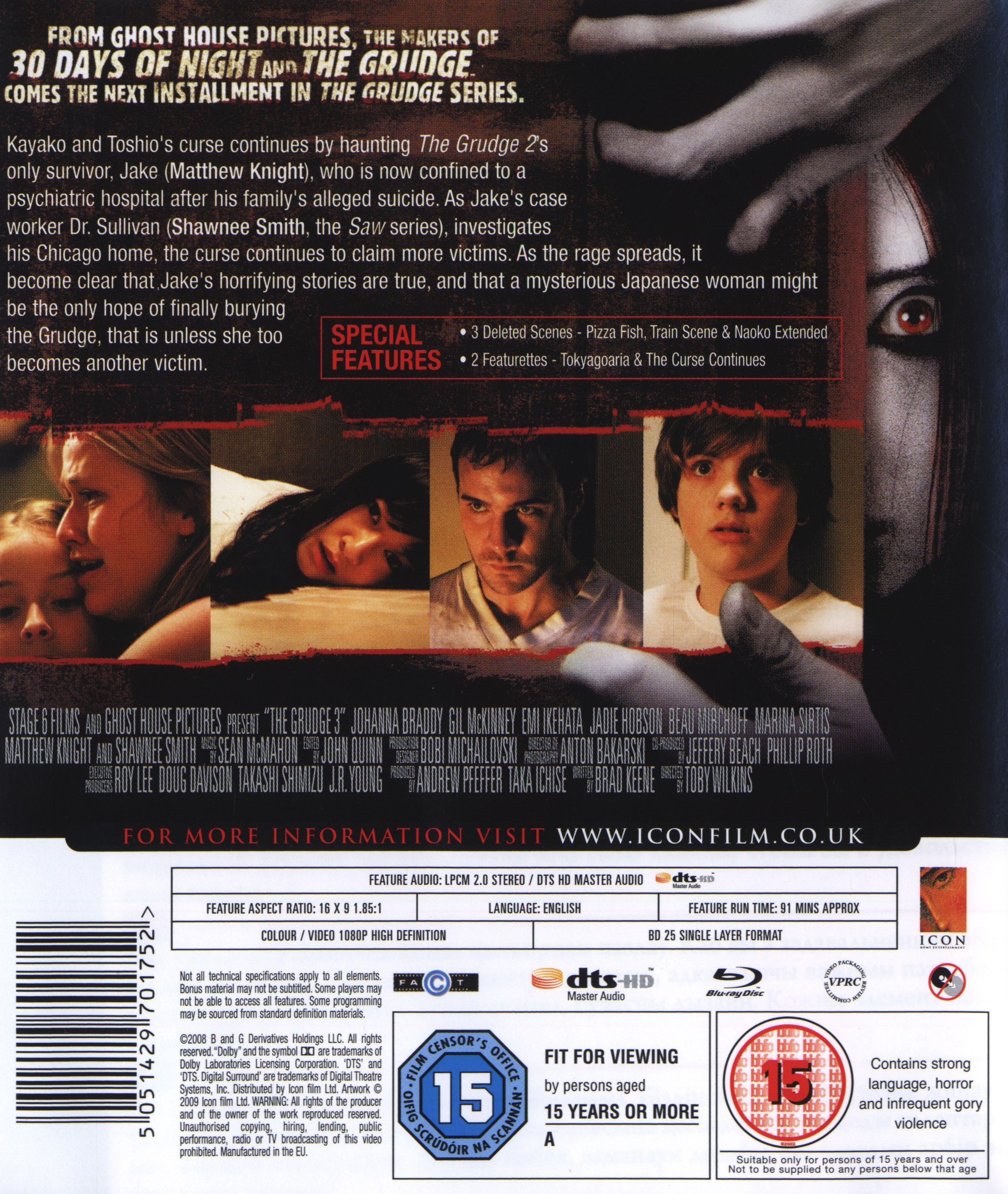 The Grudge 3 (Blu-Ray) - 2