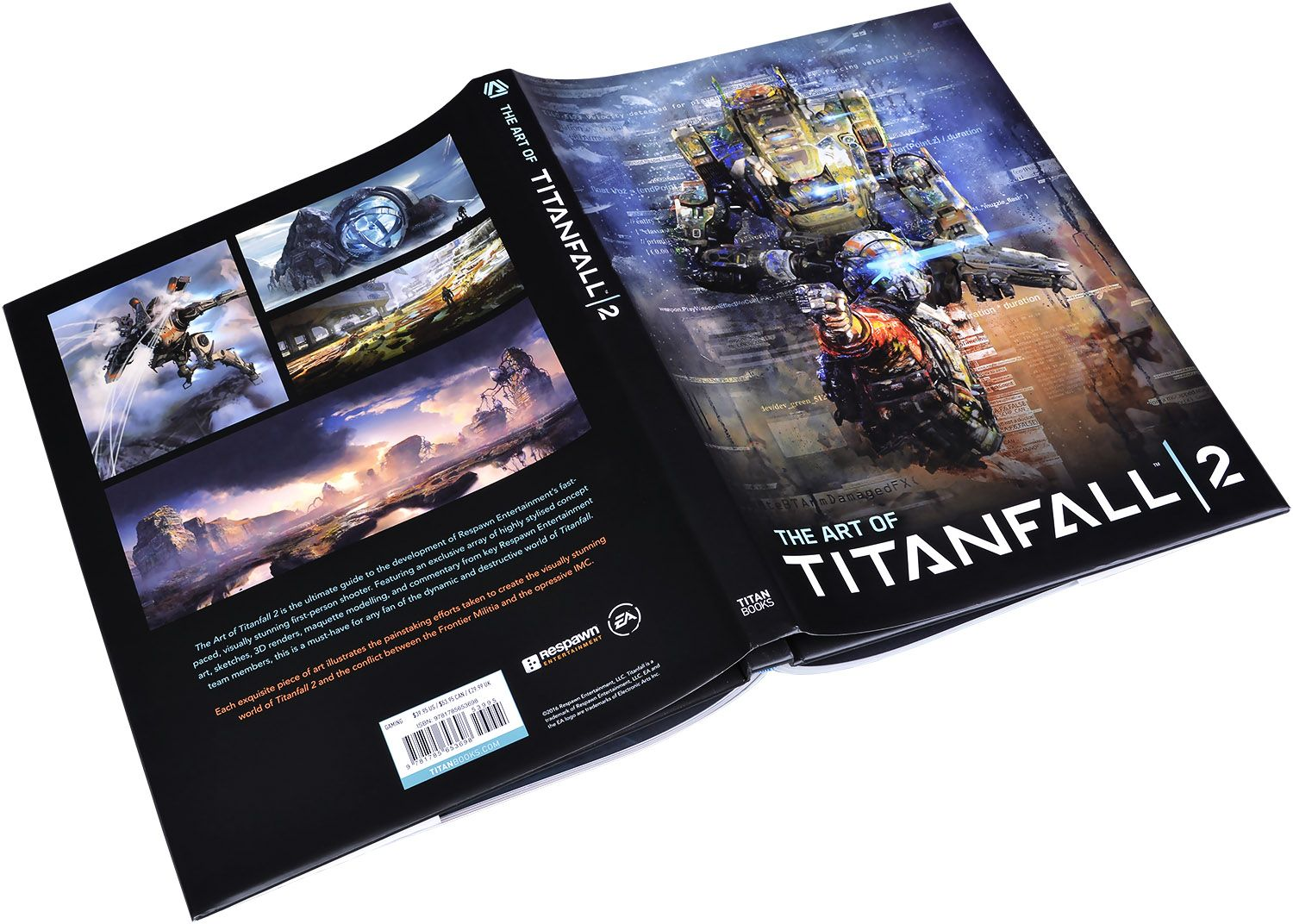 The Art of Titanfall 2 - 4