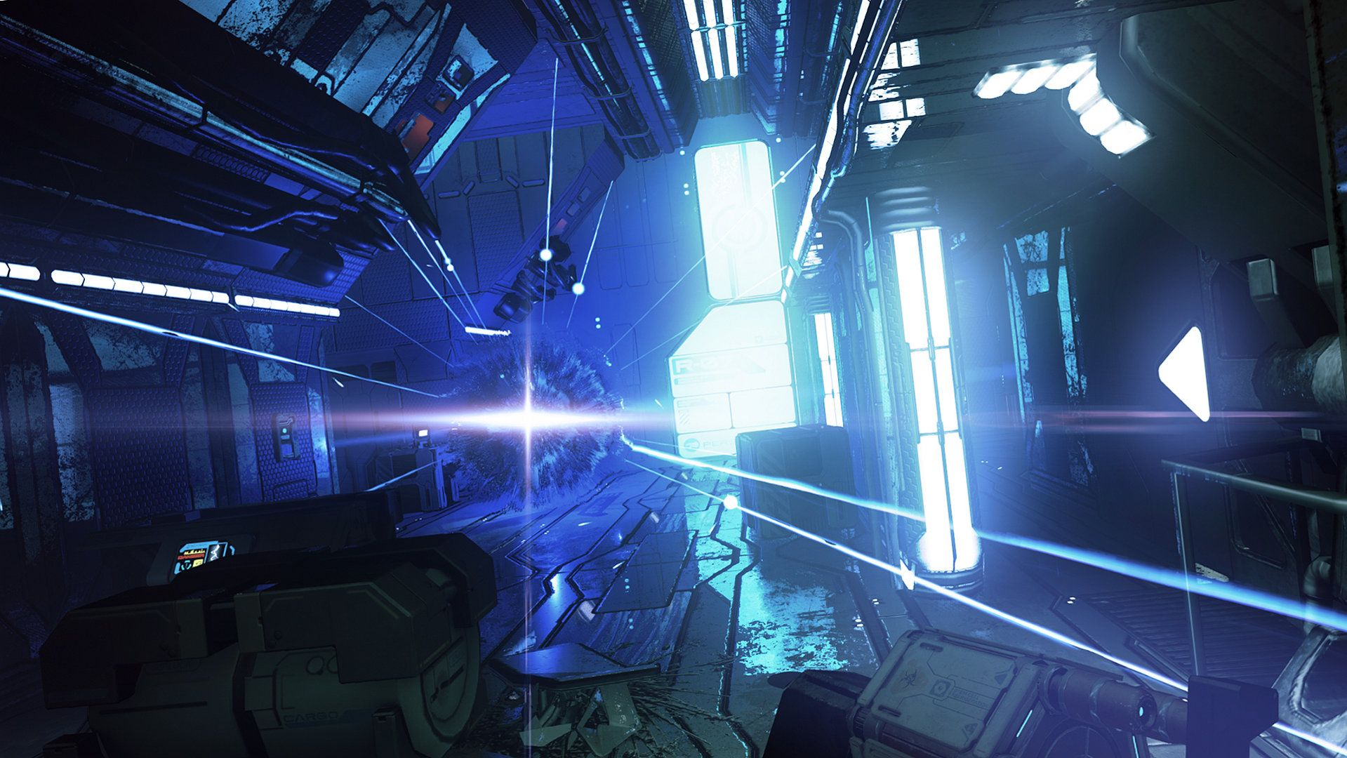 The Persistence VR (PS4 VR) - 8