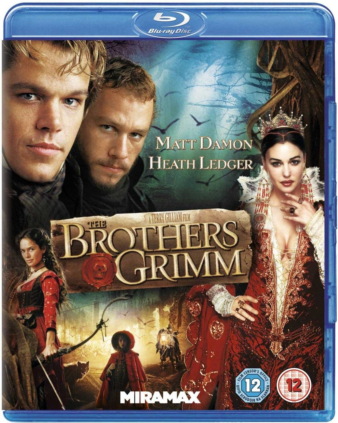 The Brothers Grimm (Blu-Ray) - 1