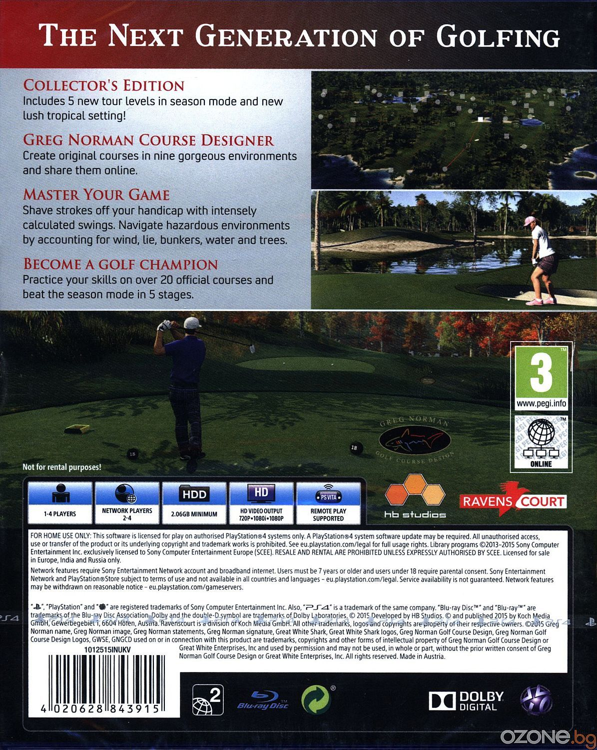 The Golf Club Collector's Edition (PS4) - 10