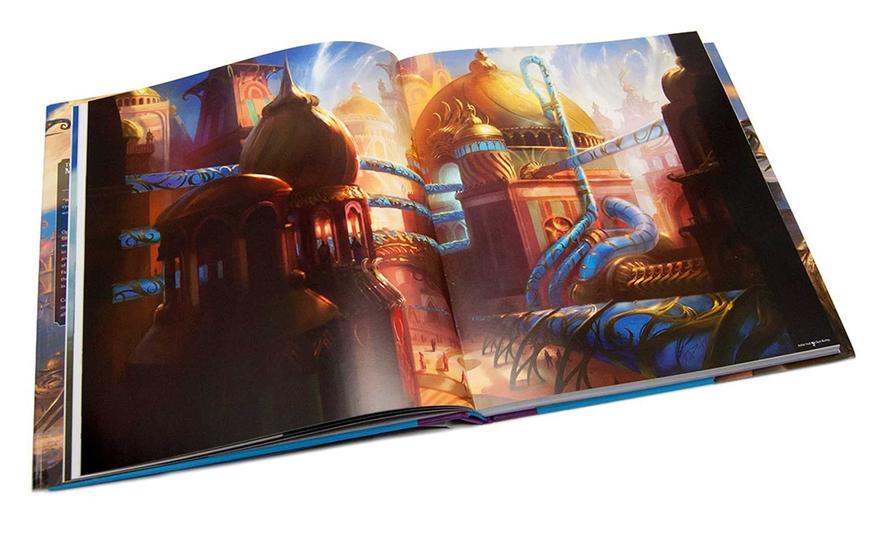 The Art of Magic The Gathering: Kaladesh - 4
