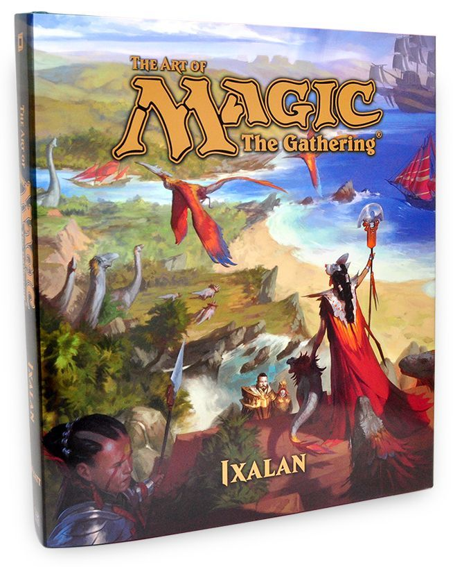 The Art of Magic The Gathering: Ixalan - 3