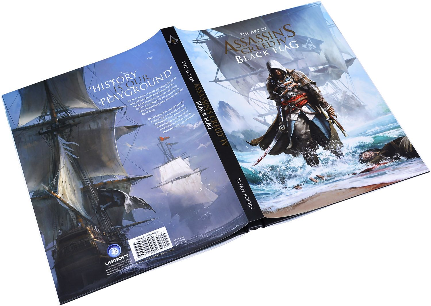 The Art of Assassin's Creed IV: Black Flag - 4