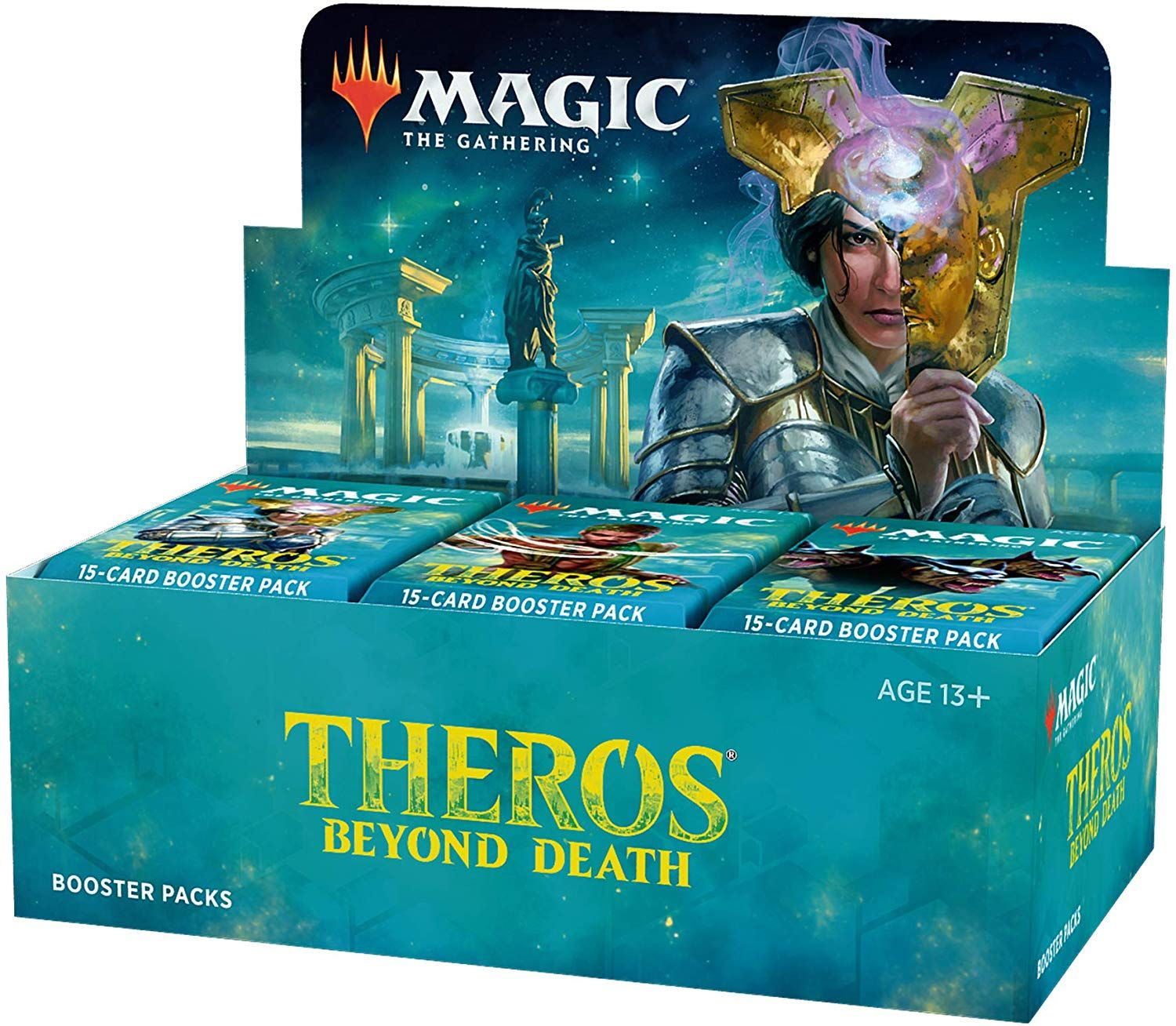 Magic the Gathering - Theros Beyond Death Booster Bundle - 1