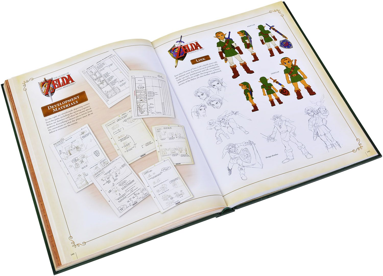 The Legend of Zelda: Hyrule Historia - 6