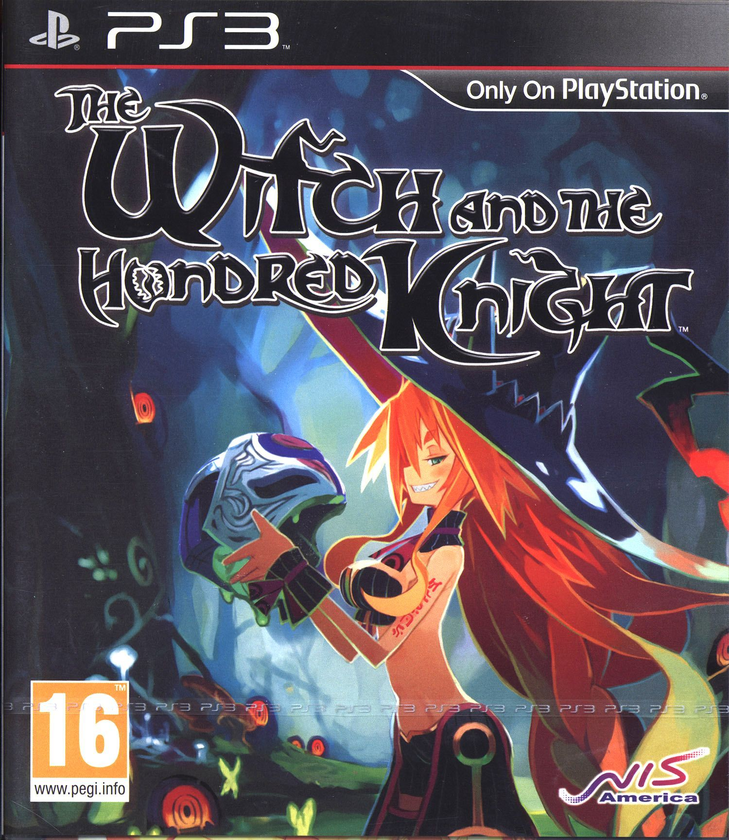 The Witch and the Hundred Knight (PS3) - 1