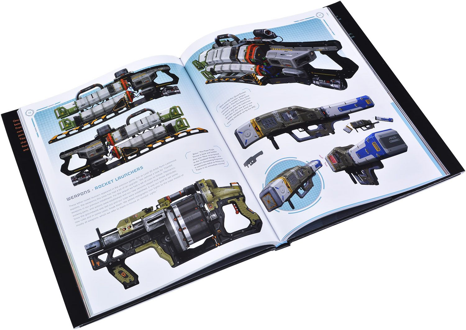 The Art of Titanfall 2 - 5