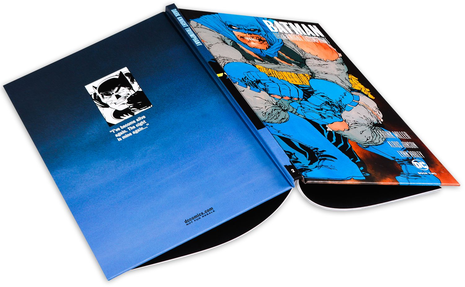 The Dark Knight Returns Slipcase Set (комикс)-6 - 7