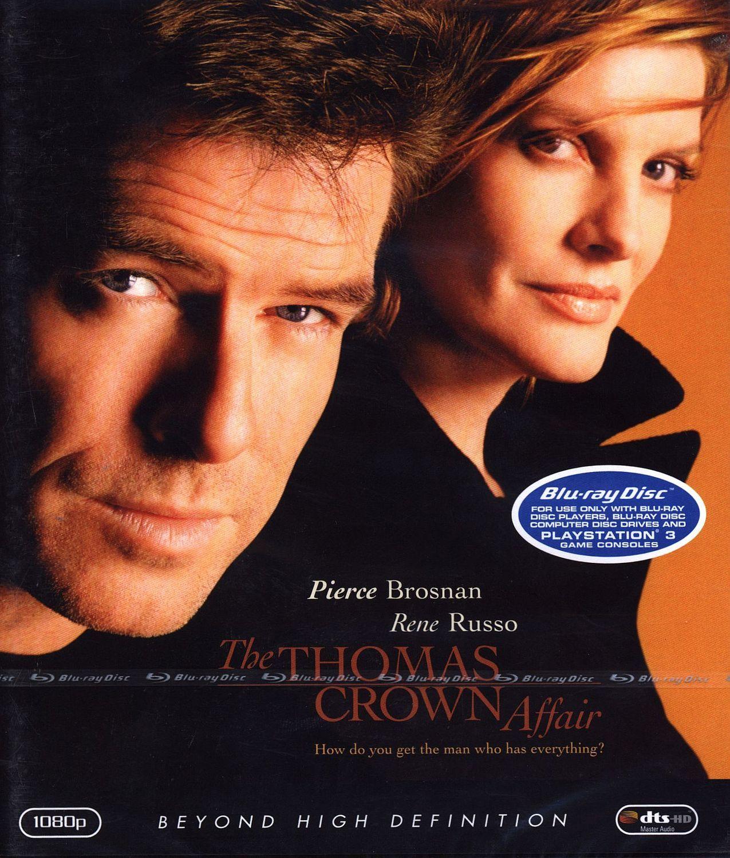 Аферата Томас Краун (Blu-Ray) - 1