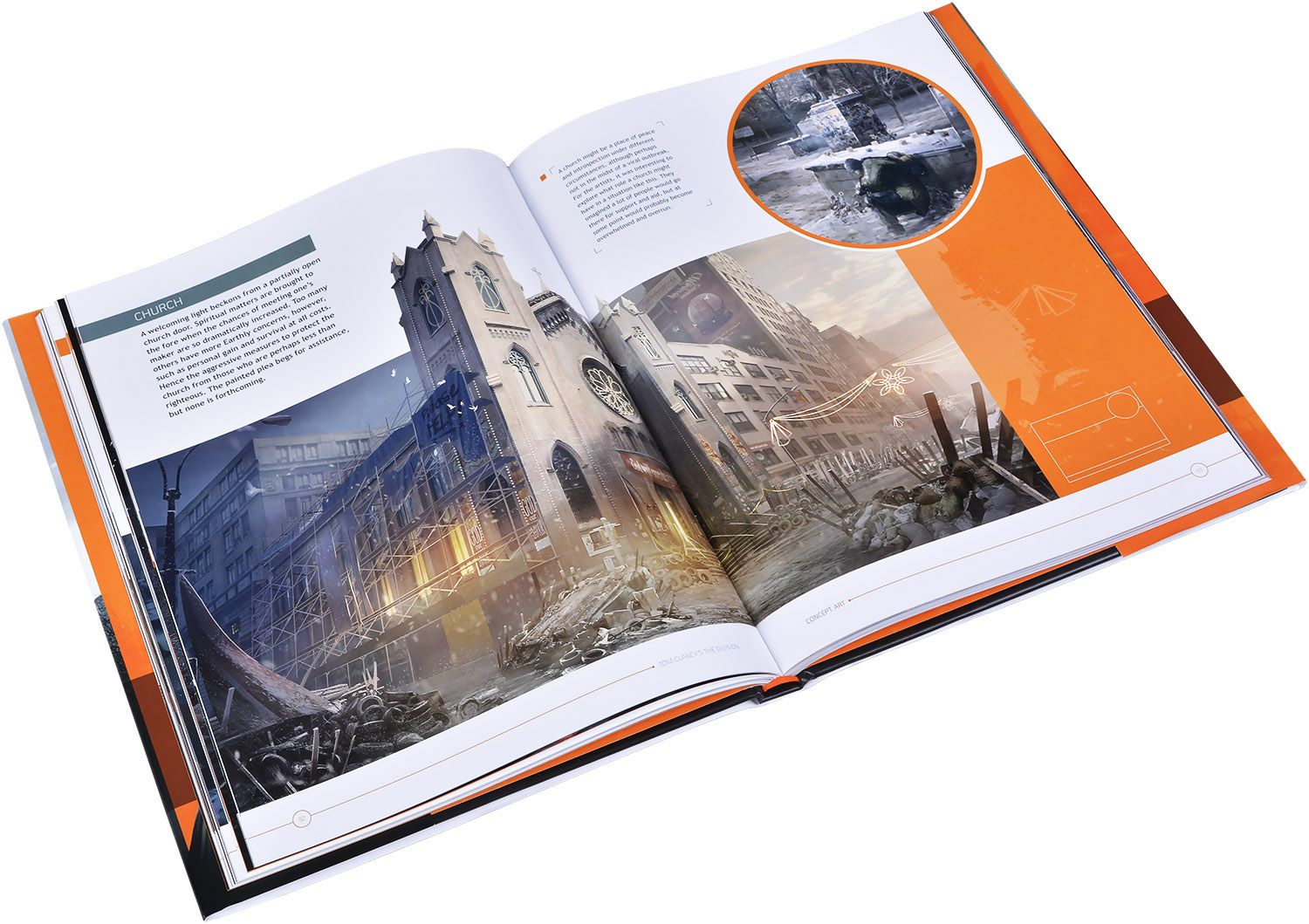 The Art of Tom Clancy's The Division - 7