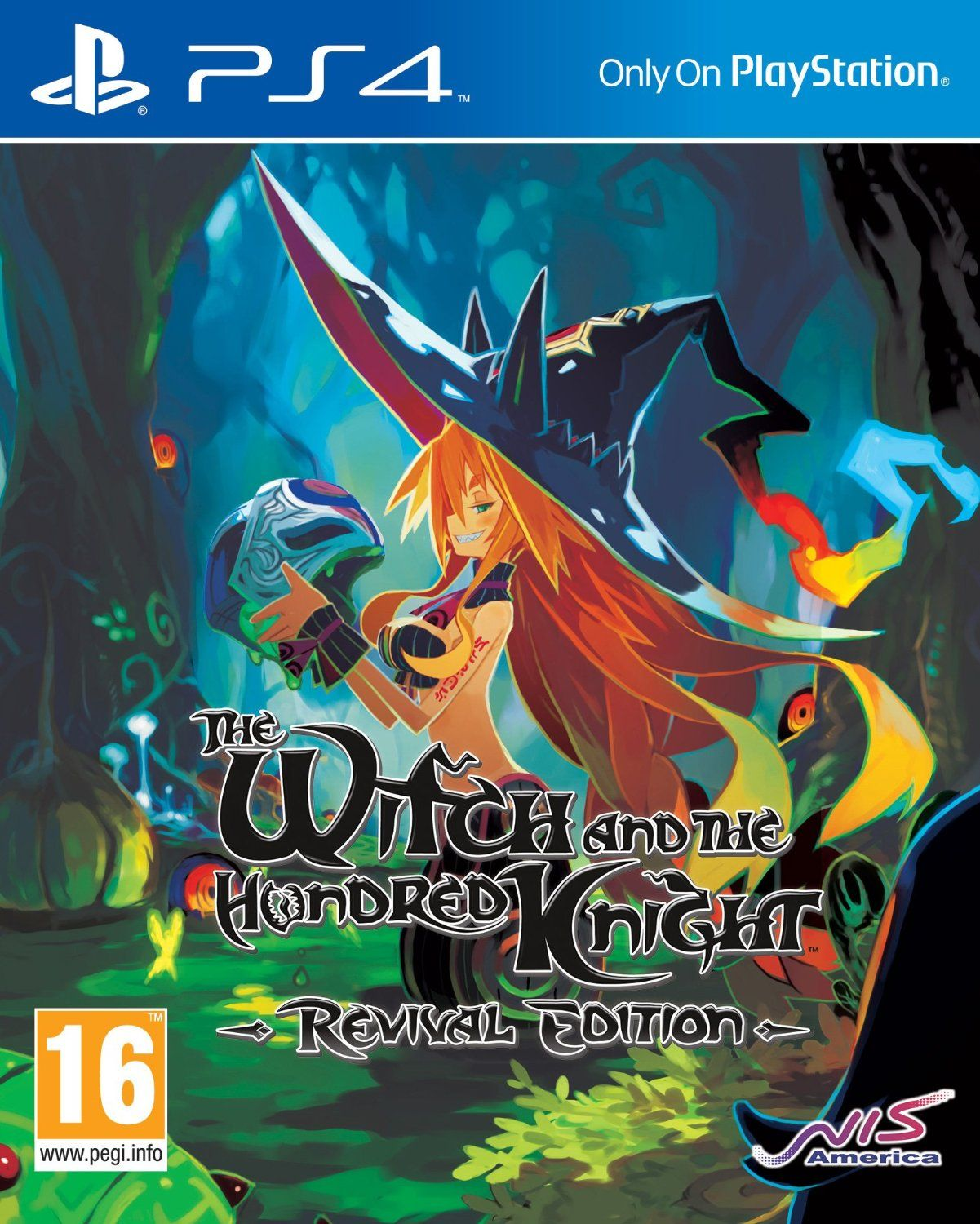 The Witch and the Hundred Knight: Revival Edition (PS4) - 1
