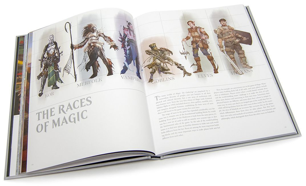 The Art of Magic: The Gathering: Concepts & Legends - 6