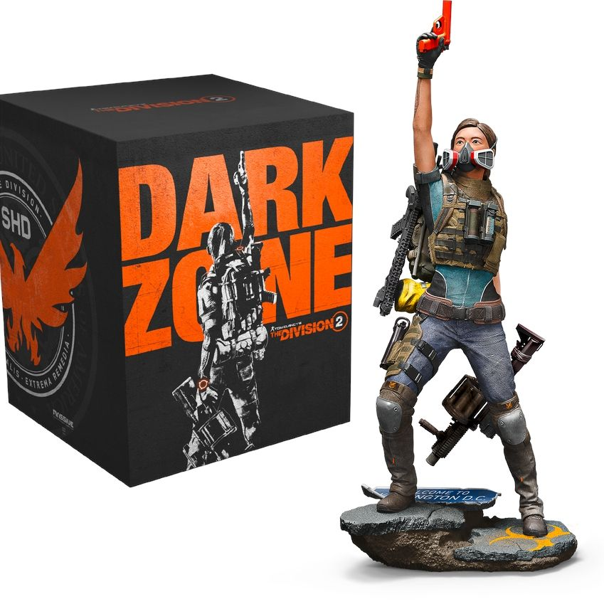 Tom Clancy's The Division 2 Collector's Edition (Xbox One) - 1