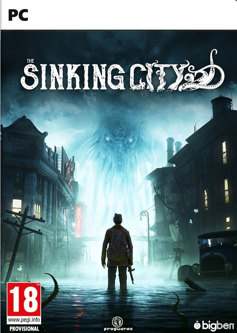 The Sinking City - Day One Edition (PC) - 1