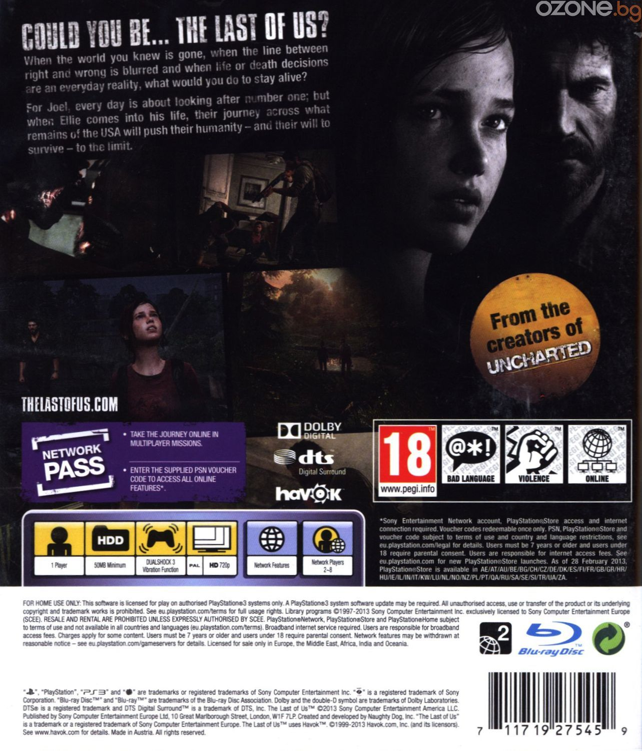 The Last of Us (PS3) - 7