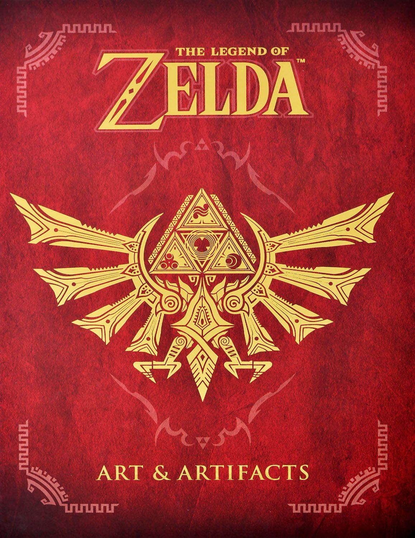 The Legend of Zelda: Art and Artifacts - 1