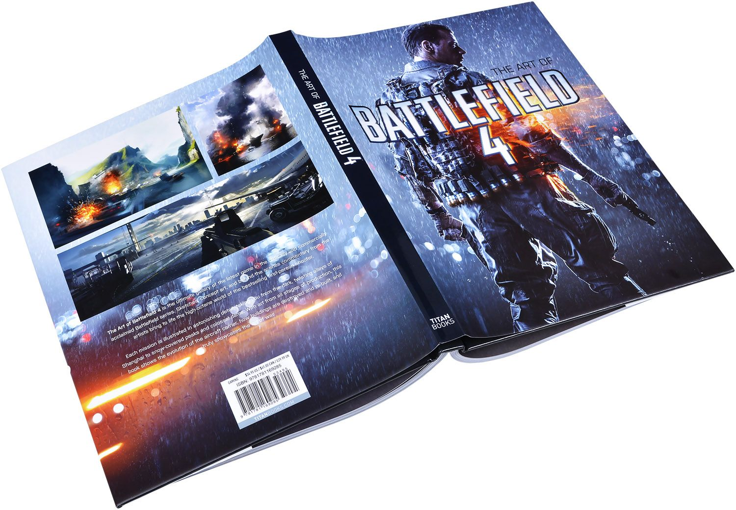 The Art of Battlefield 4 - 4