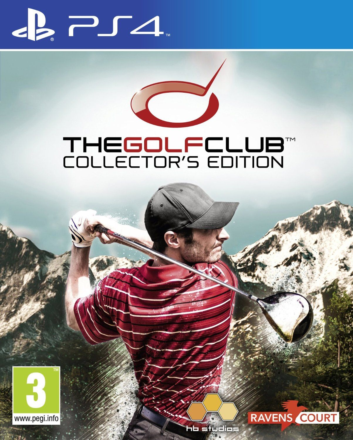 The Golf Club Collector's Edition (PS4) - 1