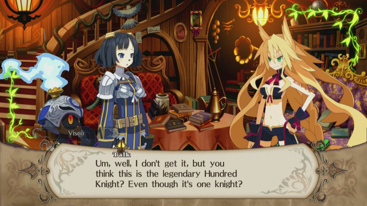 The Witch and the Hundred Knight (PS3) - 7