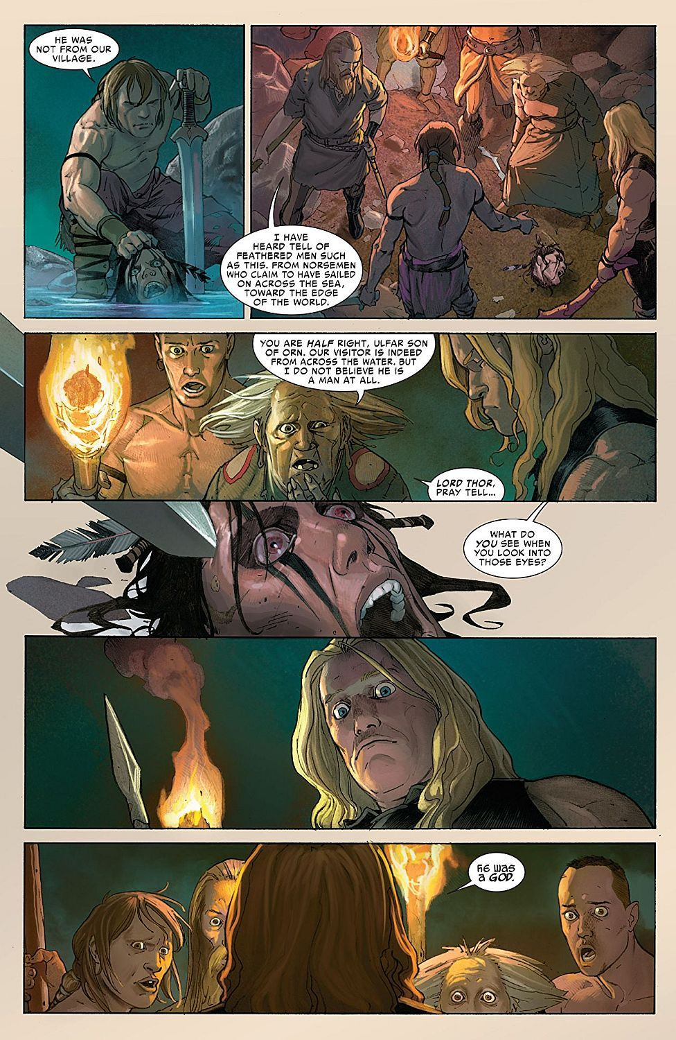 Thor by Jason Aaron: The Complete Collection Vol. 1 - 4
