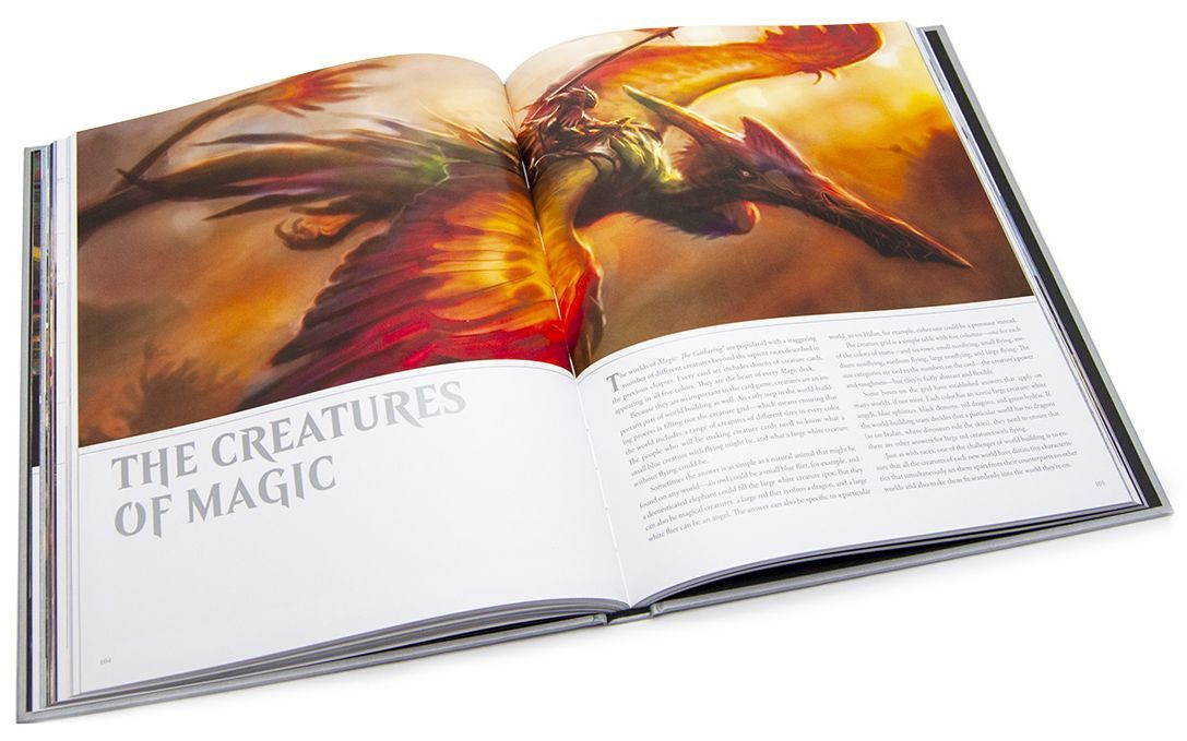 The Art of Magic: The Gathering: Concepts & Legends - 8