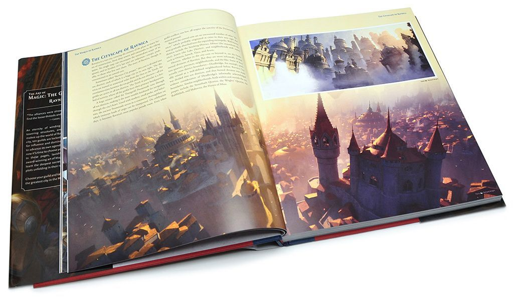 The Art of Magic The Gathering: Ravnica - 3