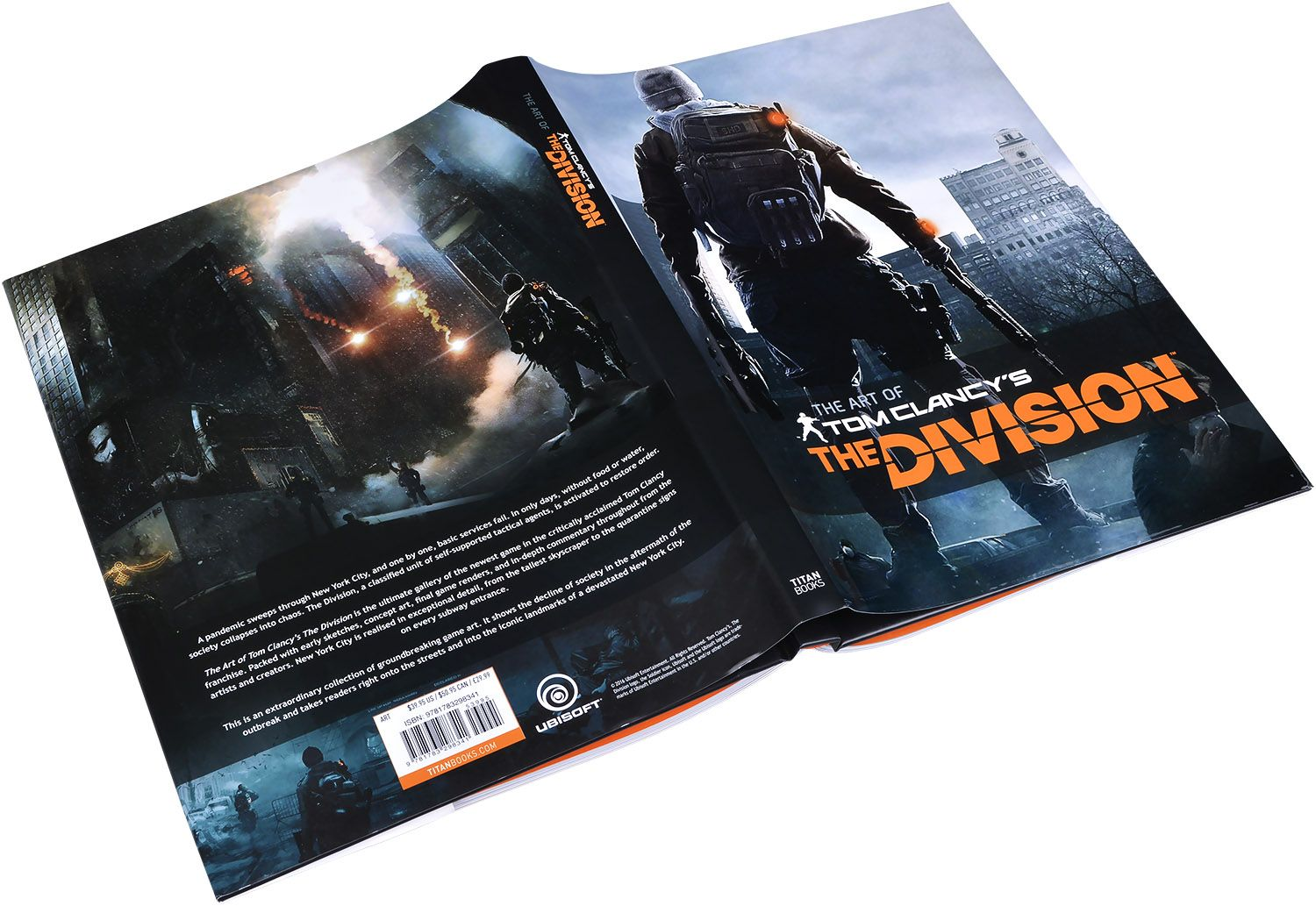 The Art of Tom Clancy's The Division - 4
