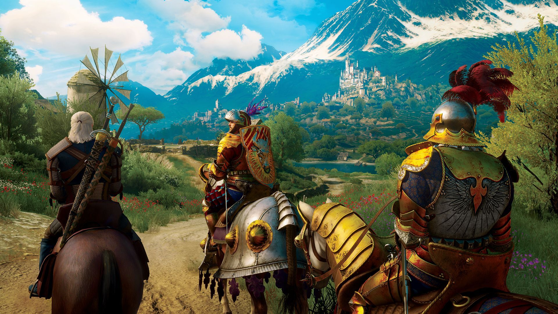 The Witcher 3: Wild Hunt - Blood & Wine (PC) - 10