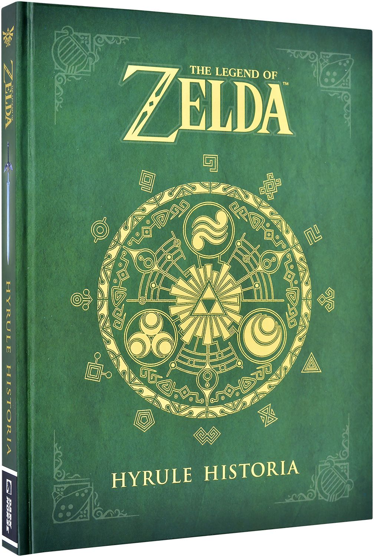 The Legend of Zelda: Hyrule Historia - 2
