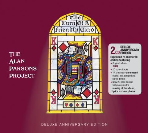 The Alan Parsons Project - The Turn Of A Friendly Card - 35th Anniversary (2 CD) - 1