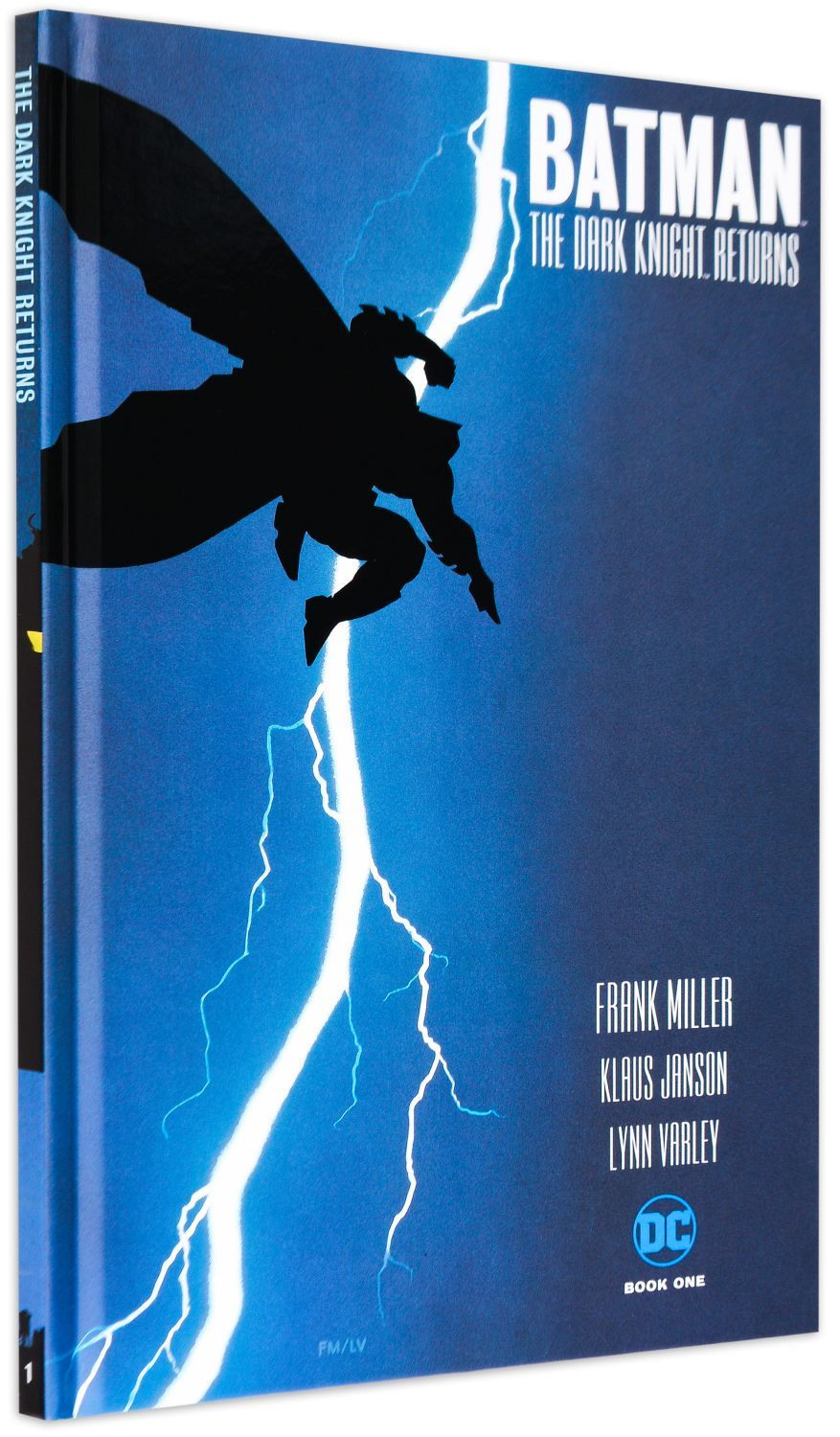 The Dark Knight Returns Slipcase Set (комикс)-2 - 3