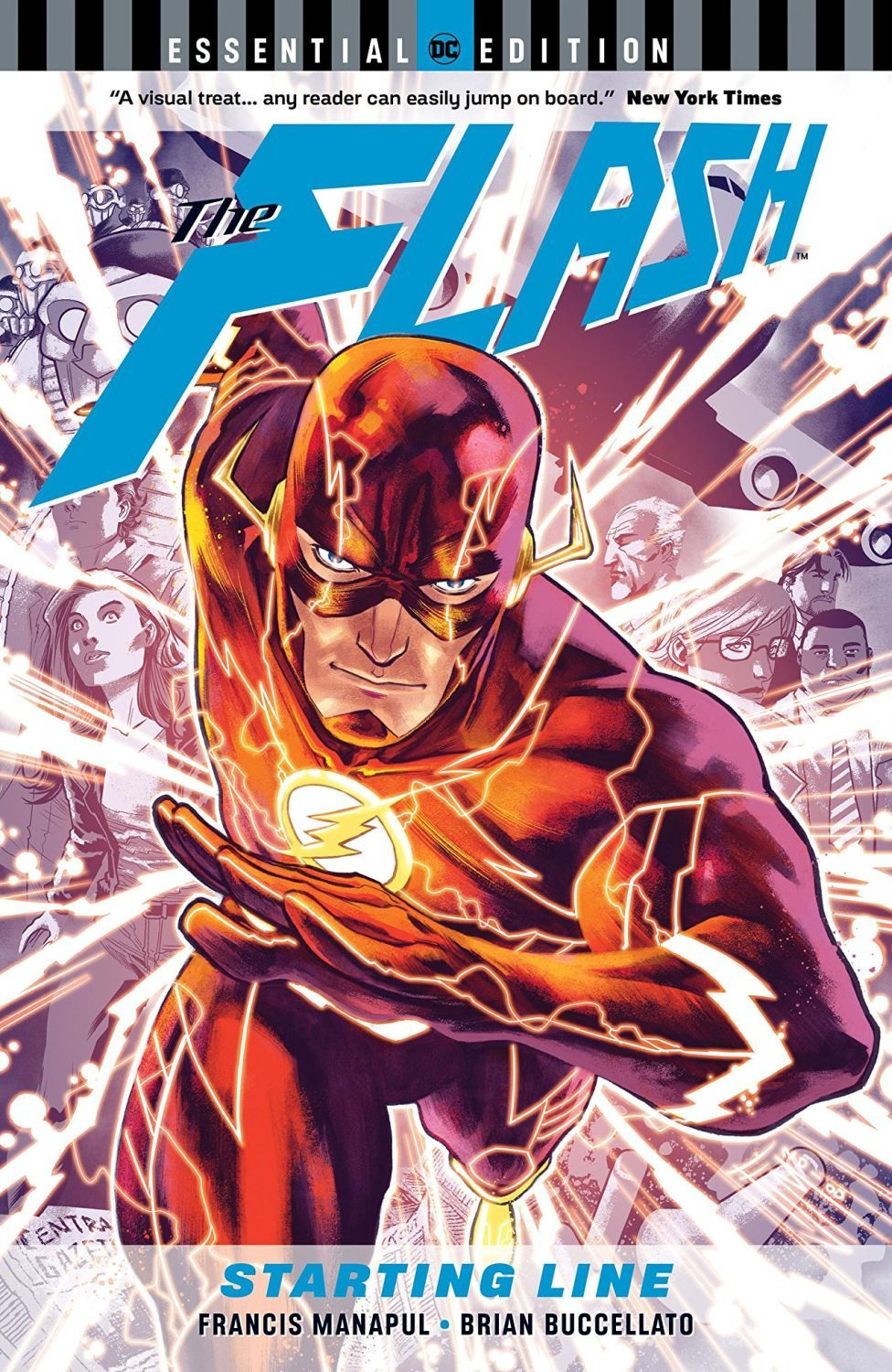 The Flash Starting Line (DC Essential Edition) - 1