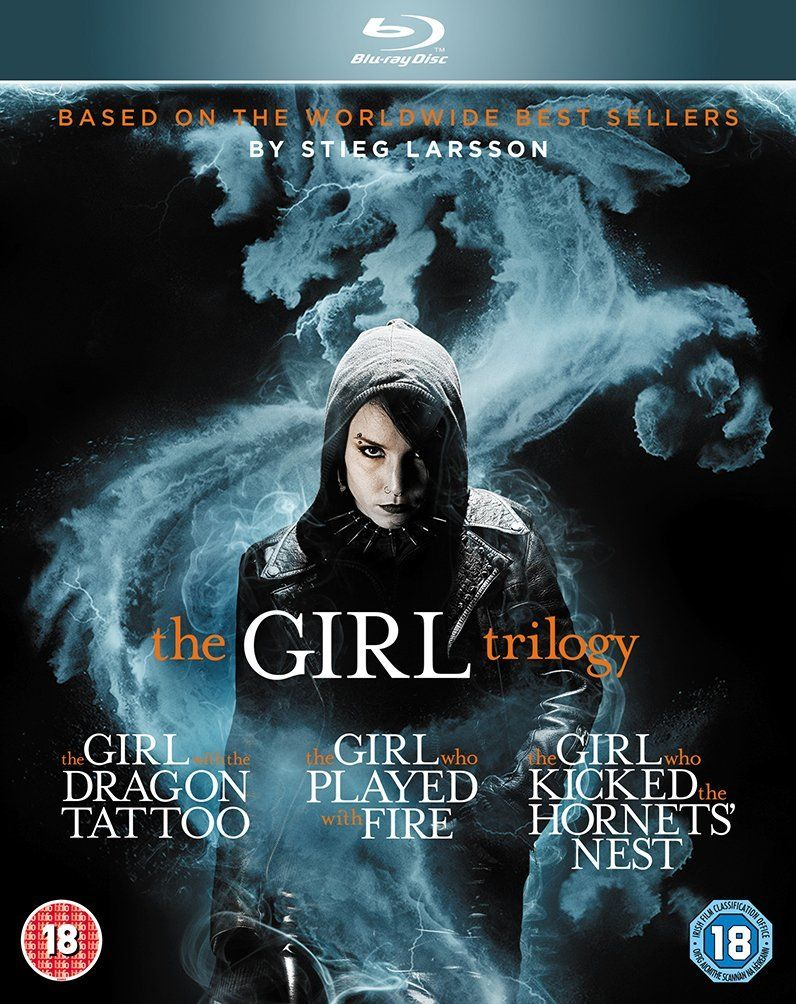 The Girl Trilogy (Blu-Ray) - 1