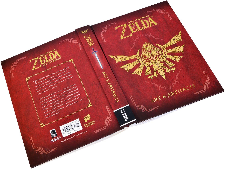 The Legend of Zelda: Art and Artifacts - 4