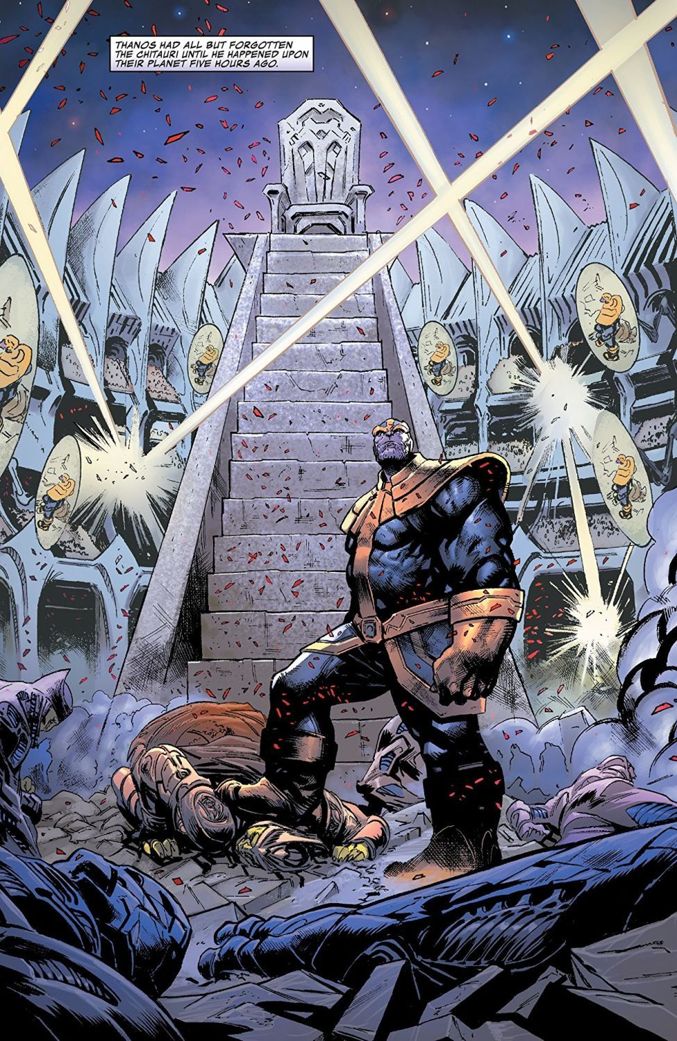 Thanos Wins by Donny Cates-3 - 4