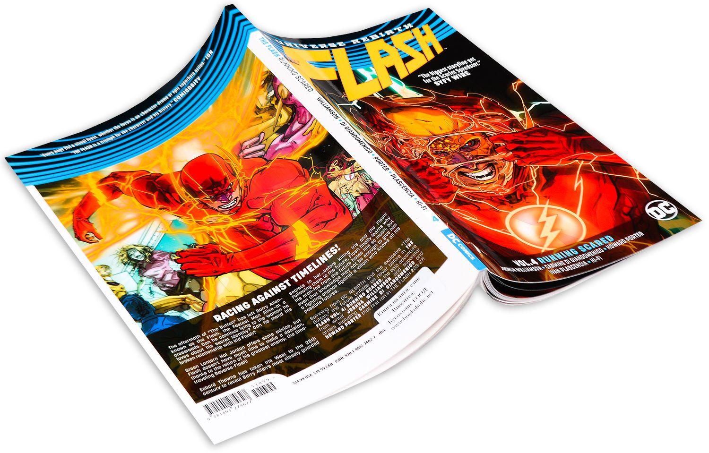 The Flash, Vol. 4: Running Scared (Rebirth)-1 - 2