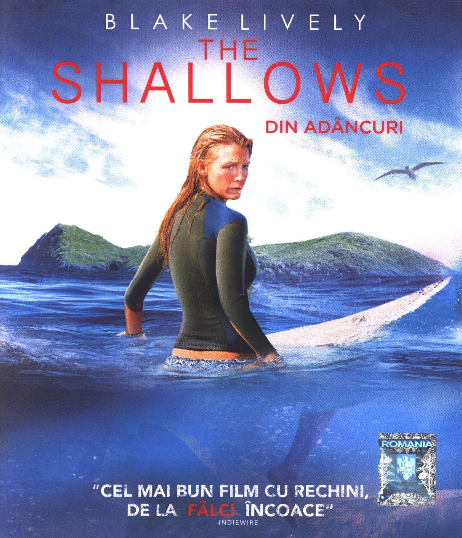 Опасни води (Blu-Ray) - 1