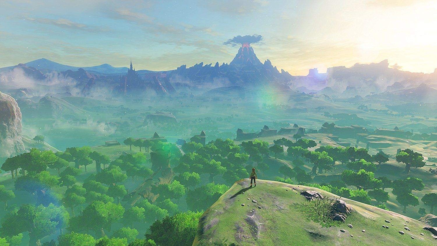 The Legend of Zelda: Breath of the Wild (Nintendo Switch) - 3