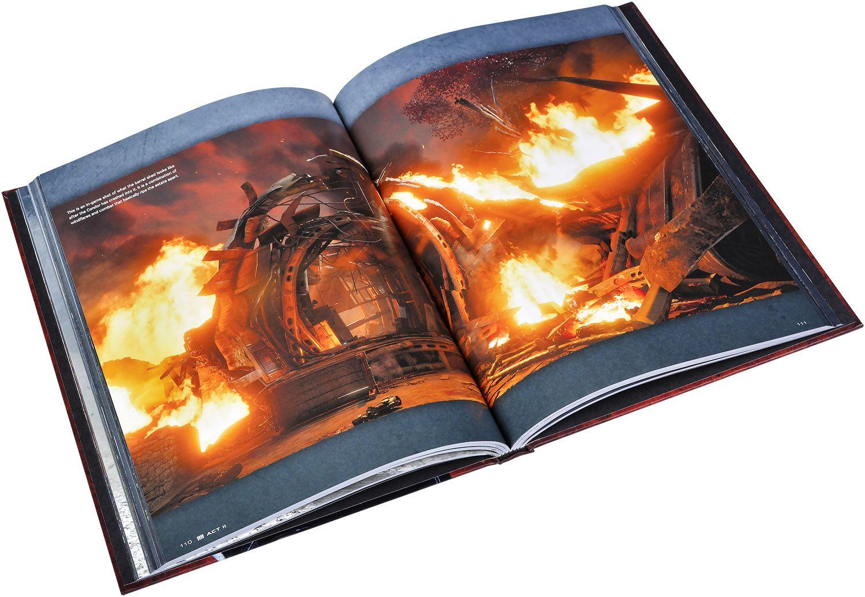 The Art of Gears of War 4 - 3