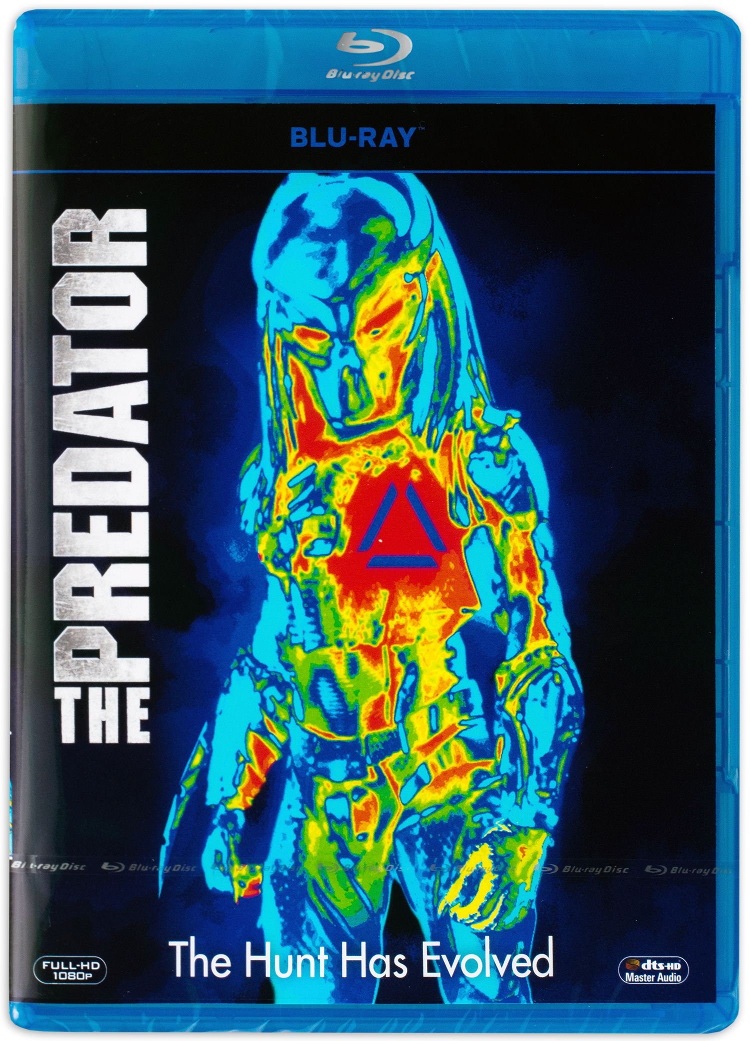 Хищникът 2018 (Blu-ray) - 2