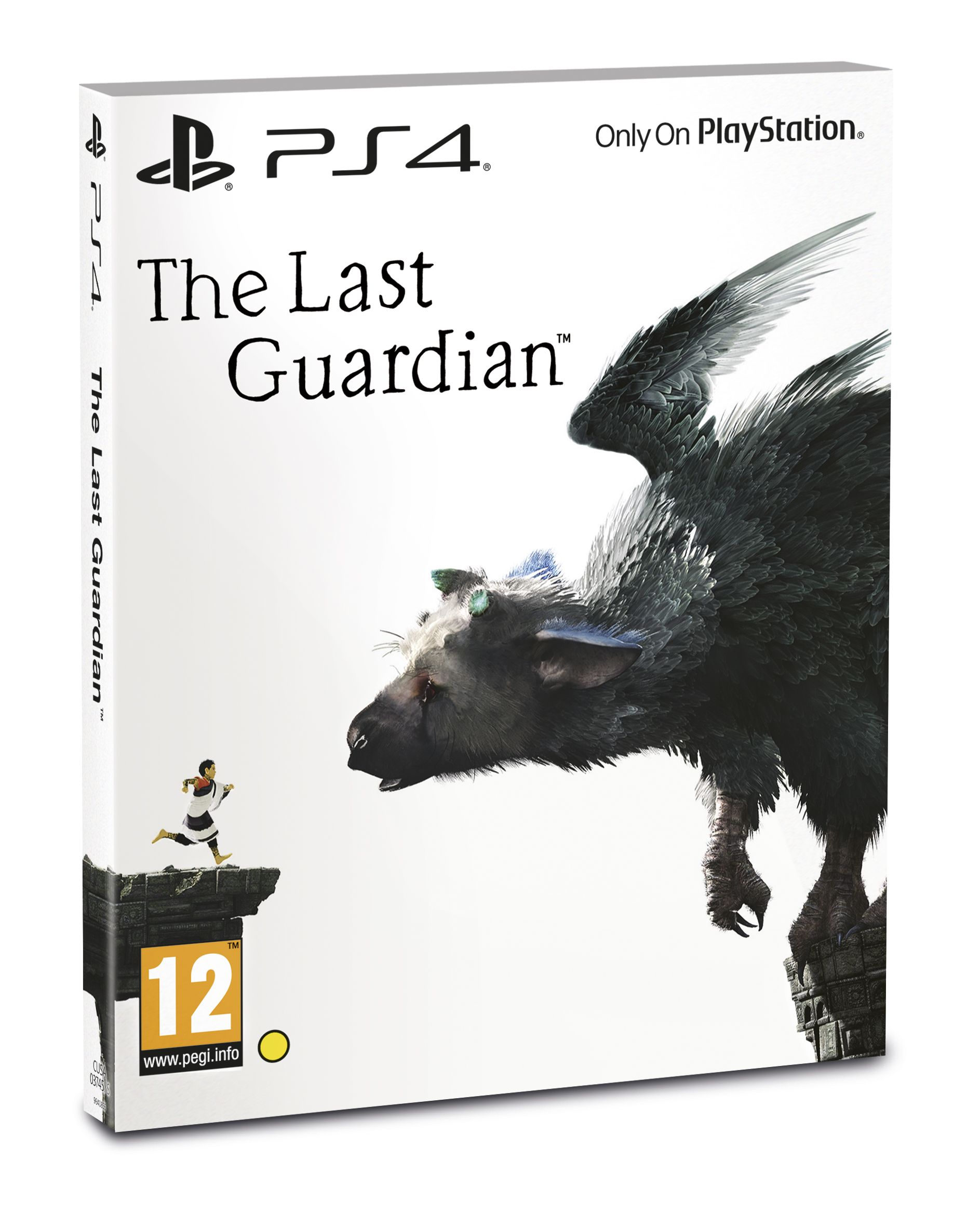 The Last Guardian Limited Edition (PS4) - 4