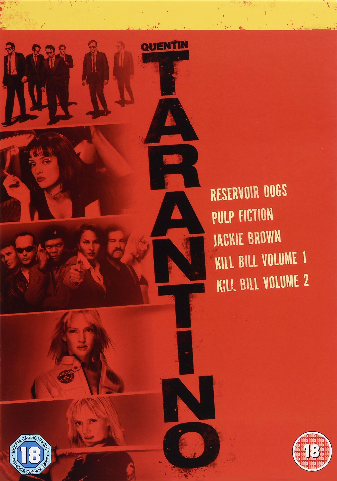 The Quentin Tarantino Collection (DVD) - 2