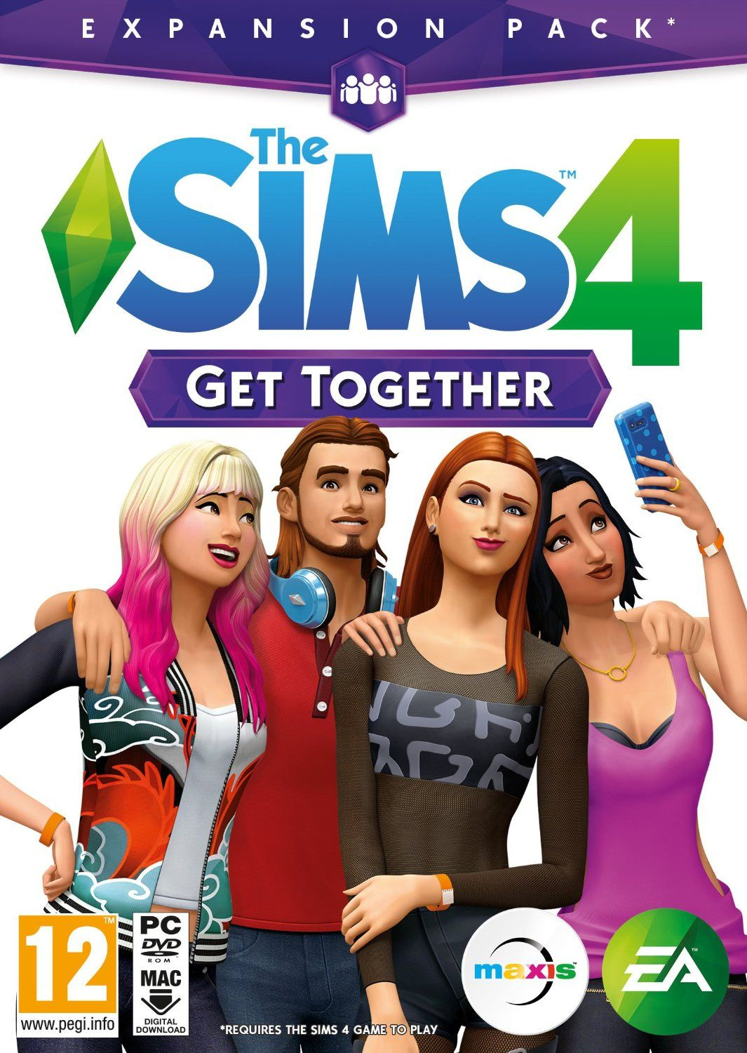 The SIms 4 Get Together (PC) - 1