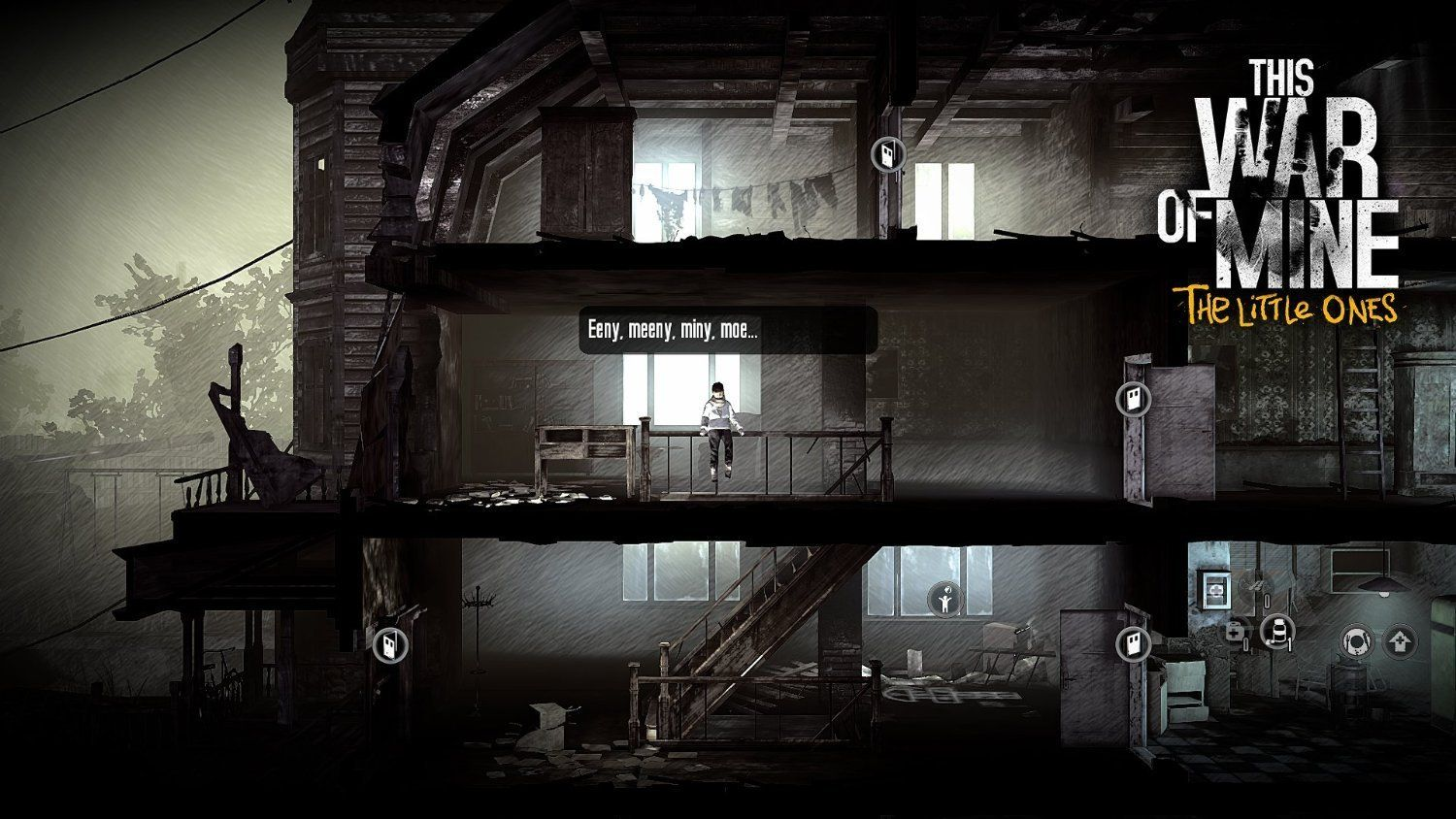 This War Of Mine: The Little Ones (PS4) - 3