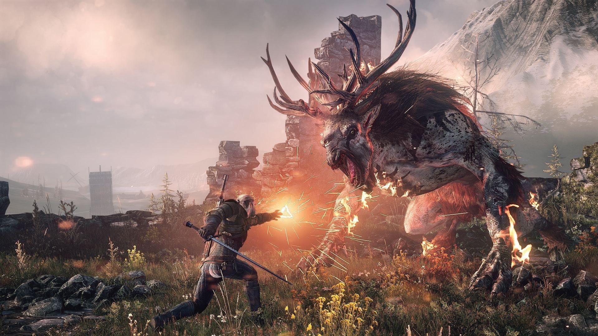 The Witcher 3 Wild Hunt + Dark Souls III (PS4) - 2
