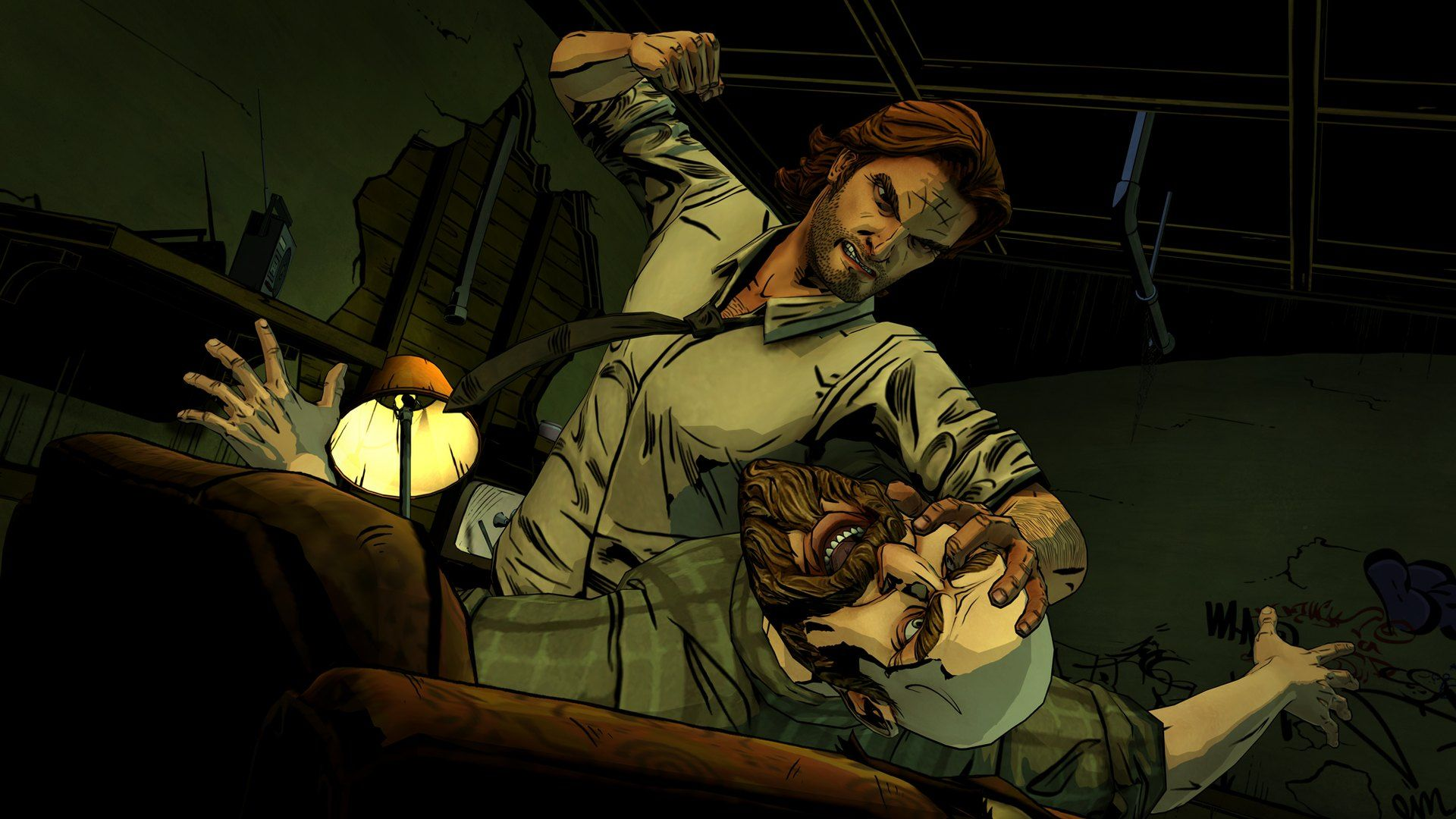 The Wolf Among Us (PS3) - 8
