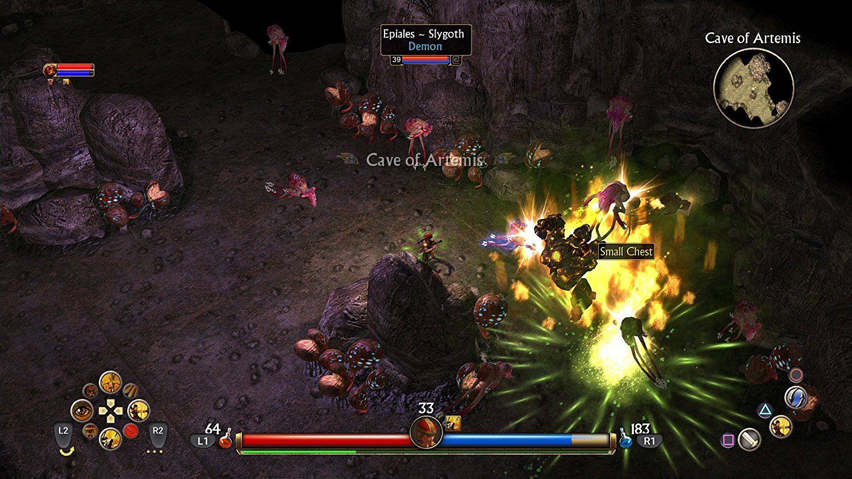 Titan Quest (PS4) - 6