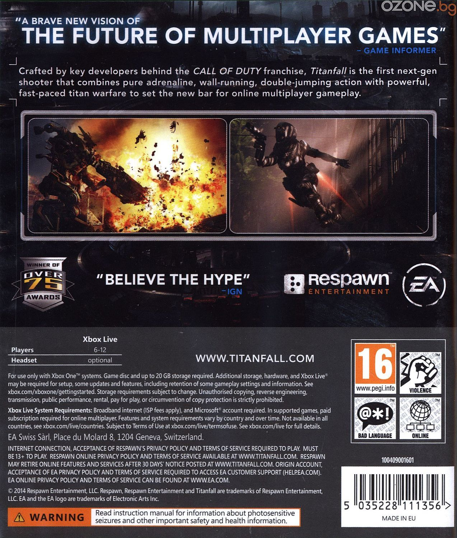 Titanfall (Xbox One) - 4